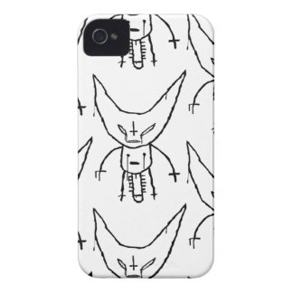 ZEF Devil Dik iPhone 4 Cover
