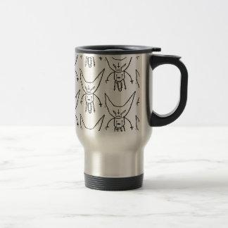 ZEF Devil Dik Travel Mug