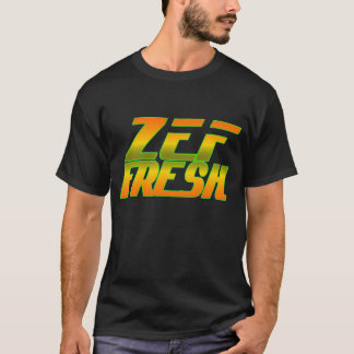 ZEF FRESH COLOR T-SHIRT