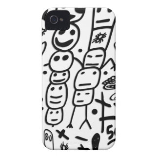 Zef Prawn iPhone 4 Case-Mate Case