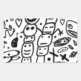 Zef Prawn Sticker