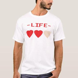 Zelda life hearts T-Shirt