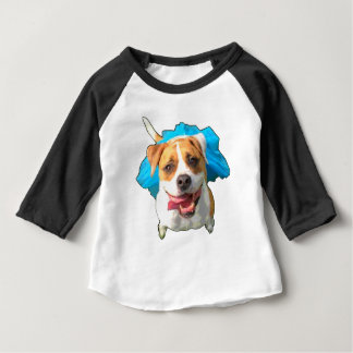 Zelda the Bulldog Baby T-Shirt