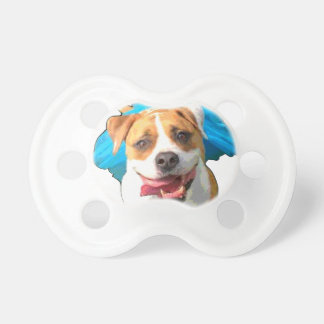 Zelda the Bulldog Pacifier