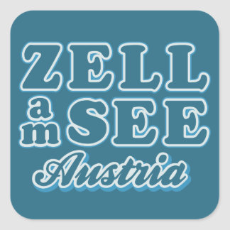 Zell am See stickers