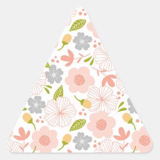 Zelma Kaczka Triangle Sticker