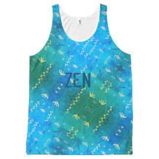 Zen All-Over-Print Tank Top
