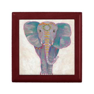 Zen Asian Elephant Gift Box