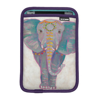 Zen Asian Elephant iPad Mini Sleeve