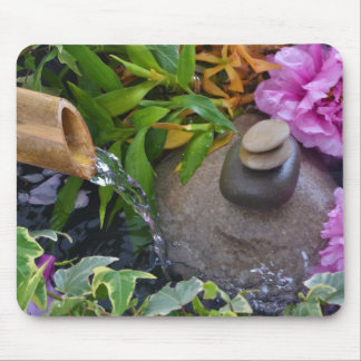 Zen attitude mouse pad