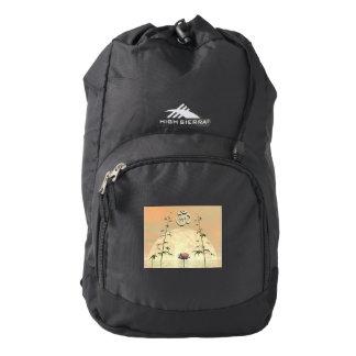 Zen aum - 3D render Backpack