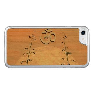 Zen aum - 3D render Carved iPhone 8/7 Case