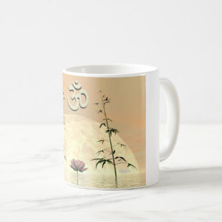 Zen aum - 3D render Coffee Mug