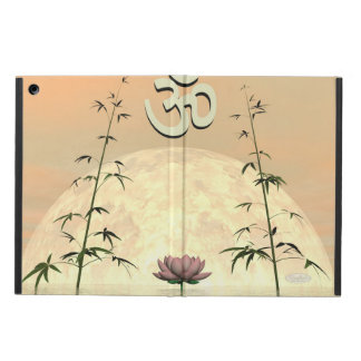 Zen aum - 3D render iPad Air Cover