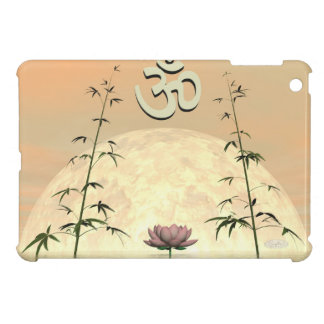 Zen aum - 3D render iPad Mini Case