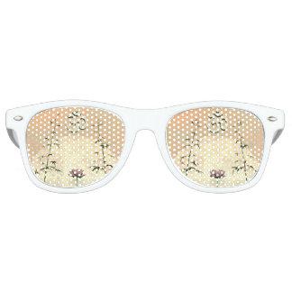 Zen aum - 3D render Retro Sunglasses