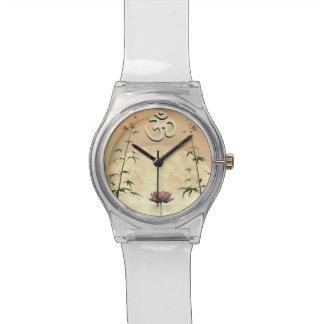 Zen aum - 3D render Watch