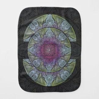 Zen Awakening, reiki, healing, chakra Burp Cloth