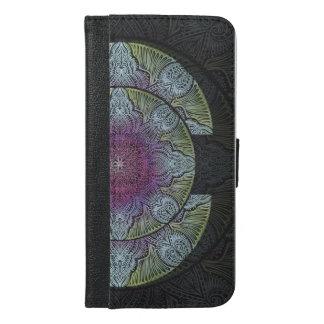 Zen Awakening, reiki, healing, chakra iPhone 6/6s Plus Wallet Case