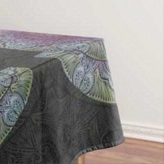 Zen Awakening, reiki, healing, chakra Tablecloth