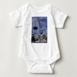 Zen Baby Body Suit Baby Bodysuit