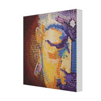 Zen Buddha Canvas Print