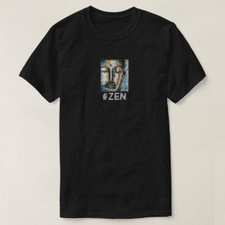 Zen Buddha Watercolor Art Men's T-Shirt