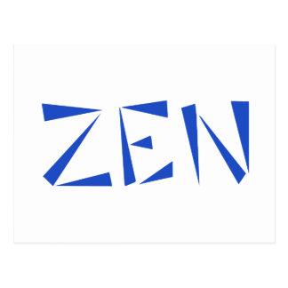 zen Buddhism buddhism Postcard