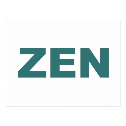 zen Buddhism buddhism Postcards