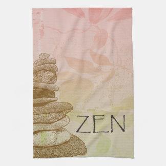 Zen Cairn Hand Towels