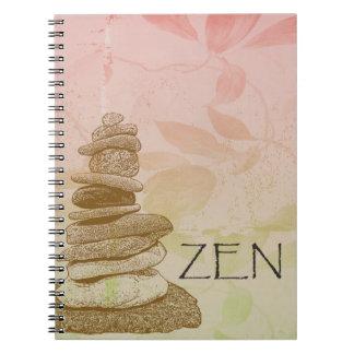 Zen Cairn Notebooks