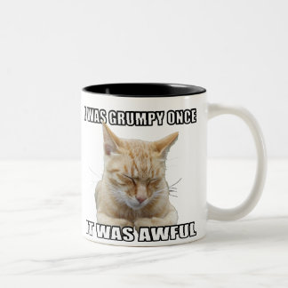 Zen Cat Coffee Mug