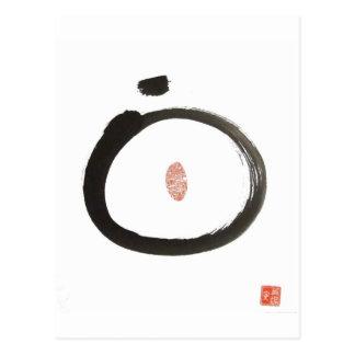 Zen Circle Postcard