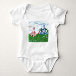 Zen Cows Baby Bodysuit