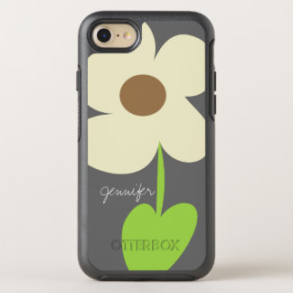 Zen Daisy Personalized iPhone 8/7 Case