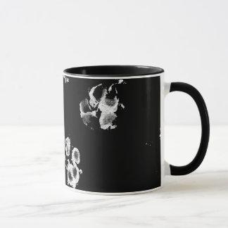Zen Dog Mug by FaerieDog
