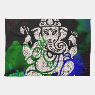 Zen Ganesh Hand Towel