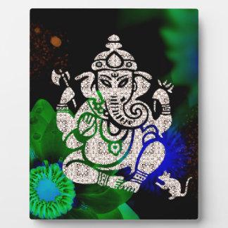 Zen Ganesh Plaque