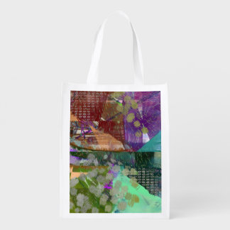 Zen Garden Reusable Grocery Bag