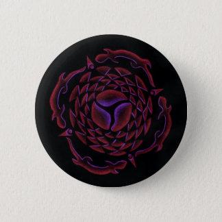 Zen Geckos 2 Inch Round Button