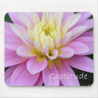 Zen Gratitude Mouse Pad