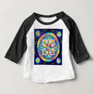 Zen Mandala Baby T-Shirt