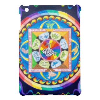 Zen Mandala Case For The iPad Mini