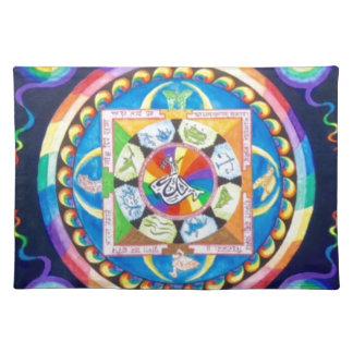 Zen Mandala Placemat