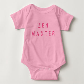 ZEN MASTER BABY BODYSUIT