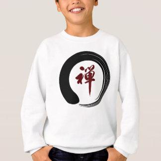 Zen Namaste Circle Meditation Prayer Ohm Aum Om Ou Sweatshirt