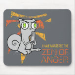 Zen of Anger Foamy Mousepad