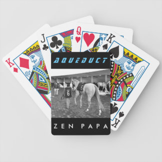 Zen Papa #6 Bicycle Playing Cards