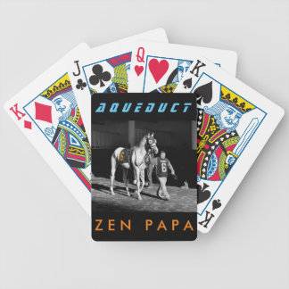 Zen Papa Bicycle Playing Cards