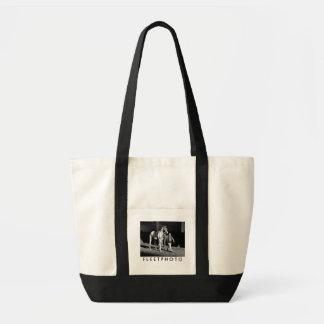 Zen Papa Tote Bag